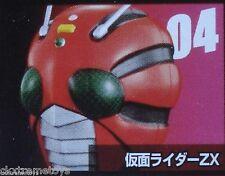 Masked Kamen Rider ZX Mask Collection Vol.4 Head Helmet Display Stand # 04