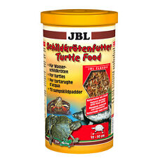 JBL Schildkrötenfutter 1000ml-Wasserschildkröten Futter Sumpfschildkrötenfutter