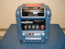 Neptune Meter Register Model 434 Code 0 *Warranty* Oil Gas Bio Diesel Fuel Call
