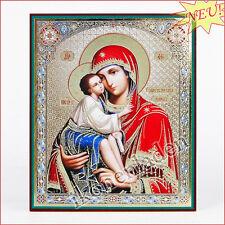 Ikone GM vom Don (Donskaja) icon Holz 10 x 12 Orthodox Icône икона Донская