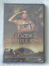 NEW The League of Grateful Sons DVD Godly Legacy of the Fathers of World WII