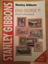 Stanley Gibbons King George Vi Stamp Catalogue . by Gibbons, Stanley P.B Vgc+
