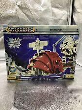 Zoids GUSTAV #025 1/72 Scale Hasbro MIB 2002