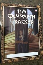 DM Campaign Tracker; D20; Dungeons and Dragons; NM