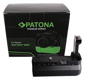 Batteriegriff  für Canon EOS-RP  für 2 x LP-E17 Akkus + Fernbedienung