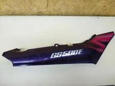Coque arrière droite moto Suzuki 500 GSE 47111-01D00 Occasion