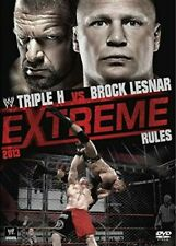 WWE Extreme Rules 2013 DVD