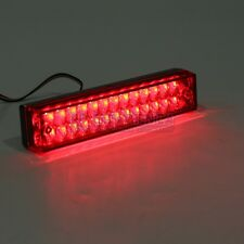 5W Universal Car LED Brake Tail Light Rear Strobe Lamp Warning Lighting Bar