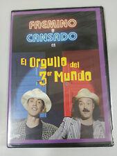 FAEMINO Y CANSADO EL ORGULLO DEL TERCER MUNDO DVD 4 SLIM CAPITULOS 11-13 NUEVO