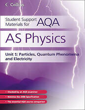 Student Support Materials for AQA - AS Physics Unit 1: Particles, Quantum Pheno…