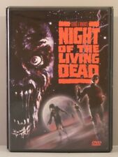 Night of the Living Dead 1990 (DVD, 1999) 1st. Printing Tony Todd, Tom Savini