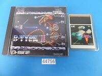 R Type I 1 Nec Pc Engine PCE HuCard Hu Card Video Games Used Japan 44756