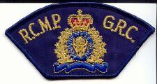 Insigne tissu Gendarmerie Royale Canadienne