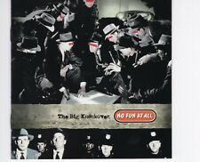 CD  NO FUN AT ALL  the big knockover  EX- PUNK (R1878)