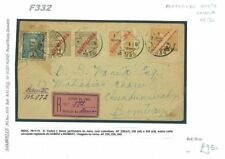 Portuguese Indian Cover Stamps