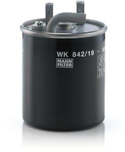 Mann-filter Fuel filter WK842/19 fits JEEP GRAND CHEROKEE WJ,WG 2.7 CRD 4x4