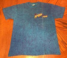 Vtg 90s NHRA Raceway Park Englishtown NJ Vintage T Shirt Large