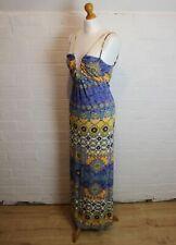 PHILOSOPHY DI ALBERTA FERRETTI Geometric Maxi Dress - Size UK 8 - IT 40 - US 4