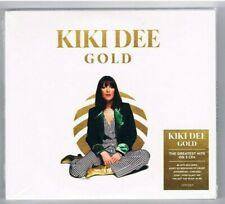 Kiki Dee - Gold - 3er CD 45 Titel ab 1963 /  CD Neuware