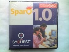 SYQUEST SPARQ 1.0Gb PC Formatted Disk for SPARQ DRIVE only - NEW & SEALED.