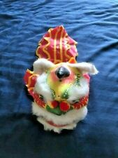Chinese Lion Dance Head Puppet