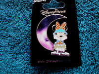 Disney * MINNIE ON MOON - I NEED SOME SPACE! * Character Trading Pin New on Card