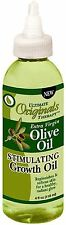 Ultimate Organic Therapy Extra Virgin Olive Oil Stimulating Growth Oil 4 oz 5pk