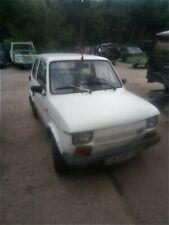 Fiat 126 Bj 1/91 Oldtimer