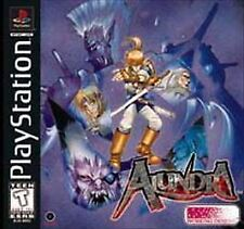 Alundra --Sony Playstation) PS1 Game only