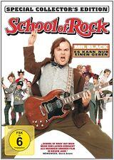 JACK/CUSACK,JOAN/GREEN,JORDAN-CLAIRE BLACK - SCHOOL OF ROCK   DVD NEU LINKLATER