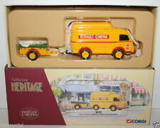 CORGI 1/50 COLLECTION HERITAGE 70506 RENAULT 1000KG AVEC REMORQUE RENAULT CINEMA