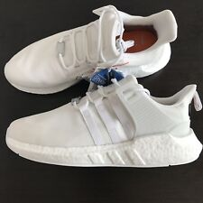 Adidas Mens EQT Support 93/17 Boost GTX Gore Tex White Size 11 New