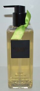NEW VICTORIA'S SECRET LIME BLOSSOM FRAGRANT HAND BODY CLEANSING GEL WASH SOAP