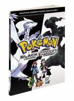 Pokemon Black Version & Pokemon White Version Volume 1: The Official Pokemon Str
