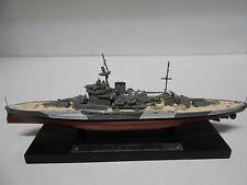 ACORAZADO WARSHIP HMS WARSPITE 1:1250 1915-1945 ATLAS De AGOSTINI #113