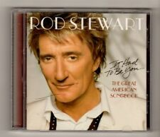 (HX627) Rod Stewart, It Had To Be You... The Great American Songbook - 2002 CD