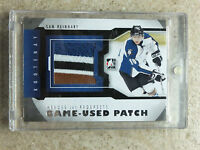 12-13 ITG H&P Heroes Prospects Game-Used Patch SAM REINHART Silver Version /10