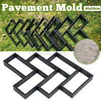 DIY Path Maker Reusable Mould Concrete Cement Stone Walk Paving Paver