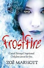 *LIKE NEW* Frost Fire by Zoe Marriott - Fantasy - 9781406318142 A12