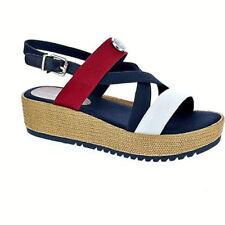 Sandali e scarpe plateau, zeppe Tommy Hilfiger per il mare da donna