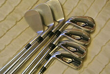 L/H CALLAWAY APEX CF16 irons 4 - PW, XP 95 S300 STIFF STEEL SHAFTS