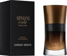 ARMANI CODE PROFUMO POUR HOMME 30ML EAU DE PARFUM SPRAY BRAND NEW & SEALED