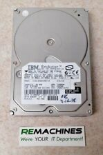 "IBM Deskstar IC35L040AVER07-0 40GB IDE 3.5"" Hard Drive, TESTED, FREE SHIPPING!"