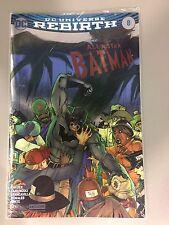ALL STAR BATMAN #8, Wonder Con 2017 Foil Variant, DC COMICS