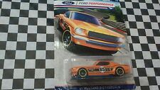 HOT WHEELS FORD 1965 MUSTANG 2+2 FASTBACK BRAND NEW SEALED ON CARD ERROR CAR