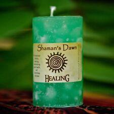 Shaman's Dawn Healing Candle Aromatherapy, Wicca, Pagan