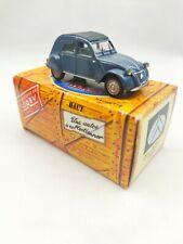 Citroën 2cv AZLP 1960 1/43 Norev édition Hachette