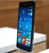 "Unlocked Nokia Microsoft Lumia 950 5.2"" 20MP 32GB Dual SIM Smartphone In Black"