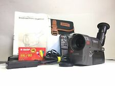 Canon UC9hi 8mm Video Camcorder Bundle includes Battery, Bag, Cable & Charger