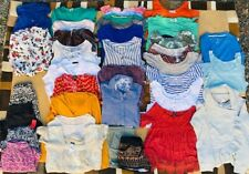 Large lot of Women's clothes size Medium and Large. Good condition.